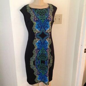 Nice multicolored dress
